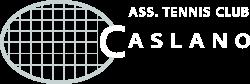 Tennis Club Caslano logo negativo